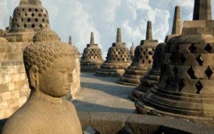 Monument bouddhiste