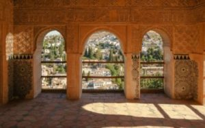 Chateaux Andalouse Espagne