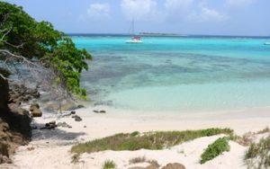 Plage de Martinique