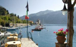 Lac Come en Italie