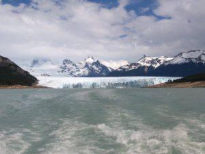Glacier de la Patagonie
