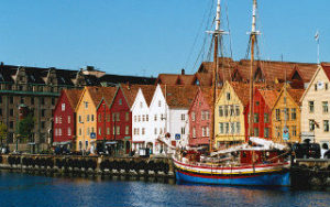 Voyage en Scandinavie - Bergen