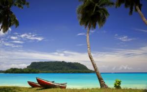 Plage de Vanuatu