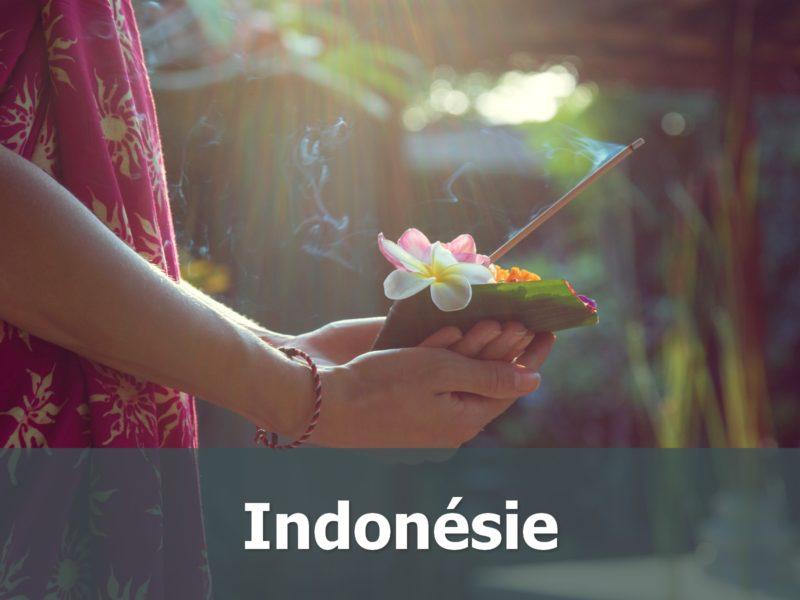 Voyage en Indonésie sur-mesure offrande
