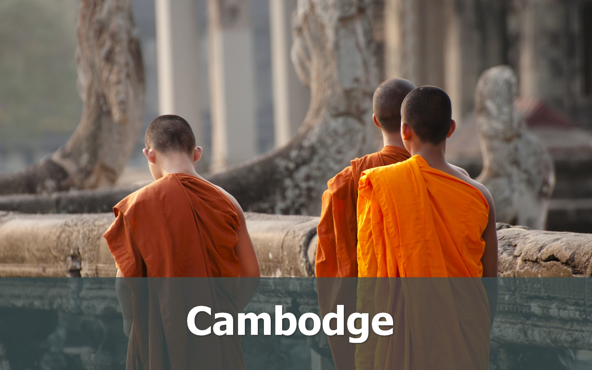Voyage au Cambodge sur-mesure Angkor