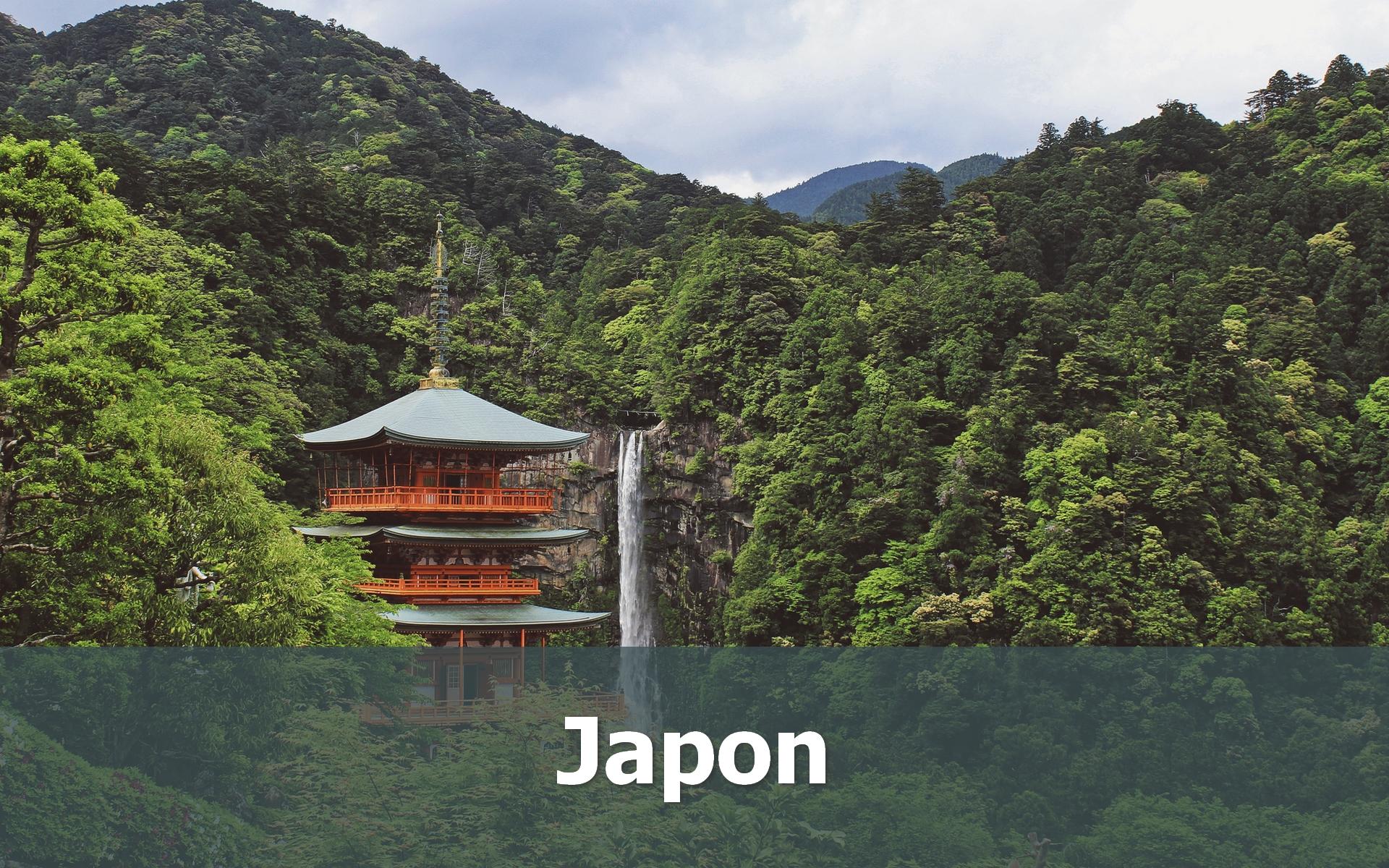 Voyage au Japon sur-mesure kumano kodo
