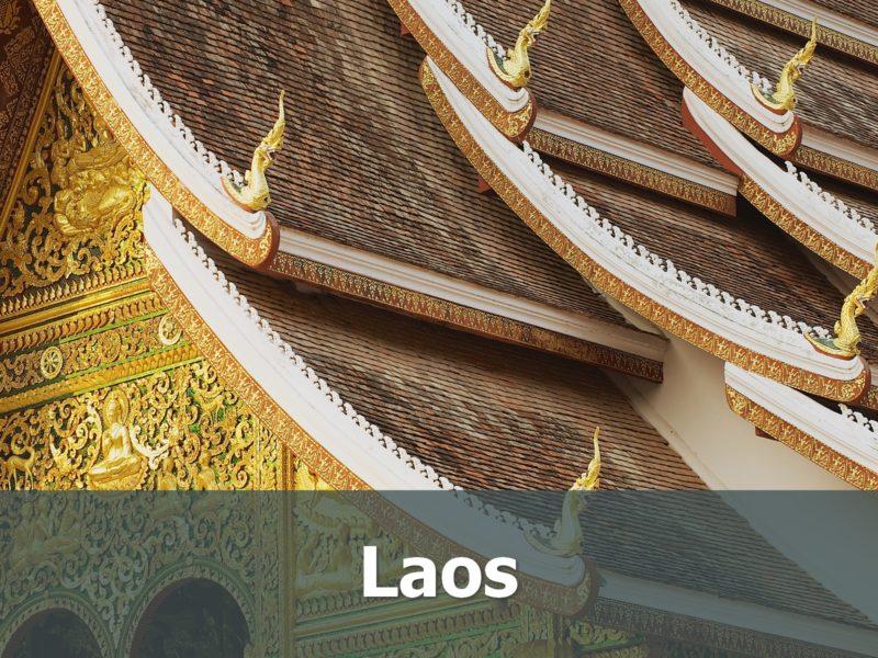 Voyage au Laos sur-mesure Palais
