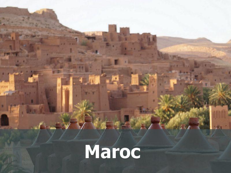 Voyage au Maroc sur-mesure