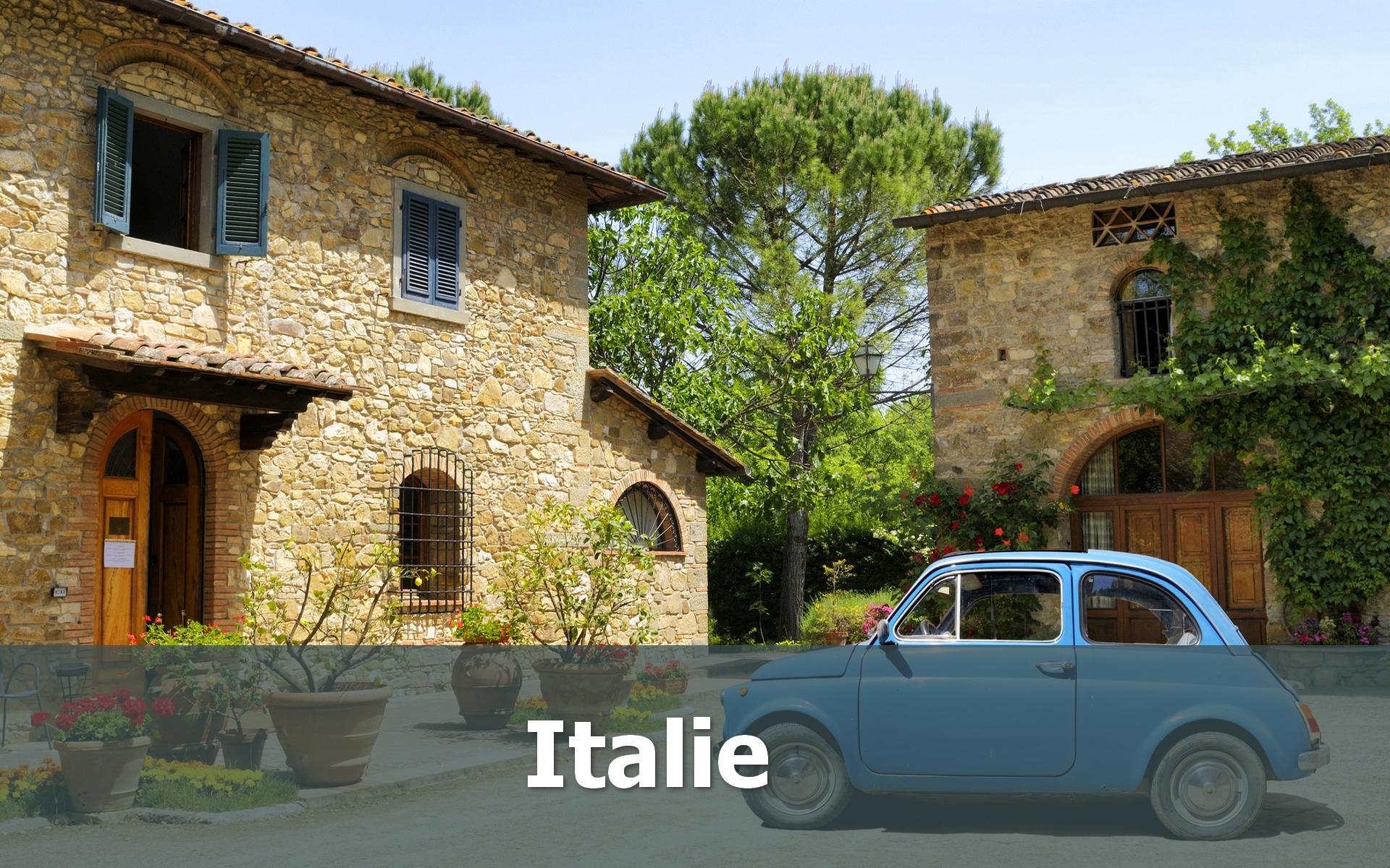 Voyage en Italie sur-mesure Toscane