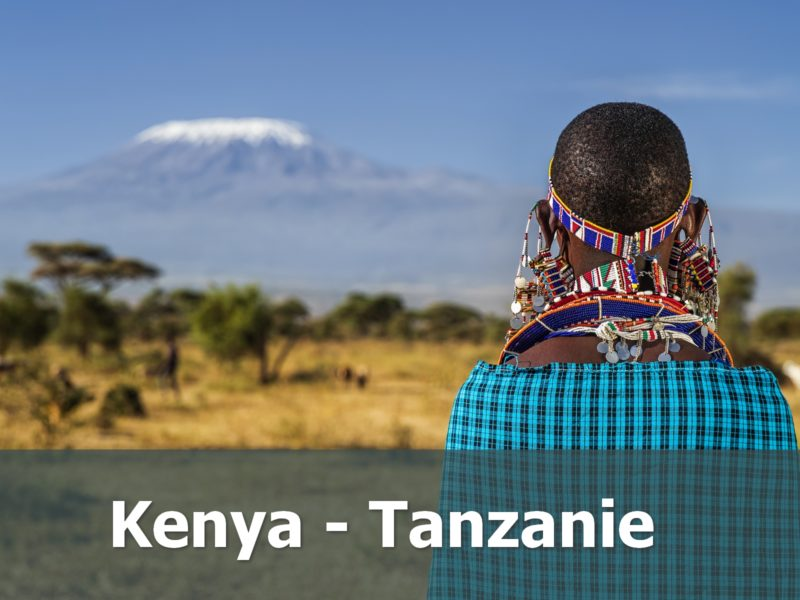 Voyage en Tanzanie sur-mesure Kilimandjaro