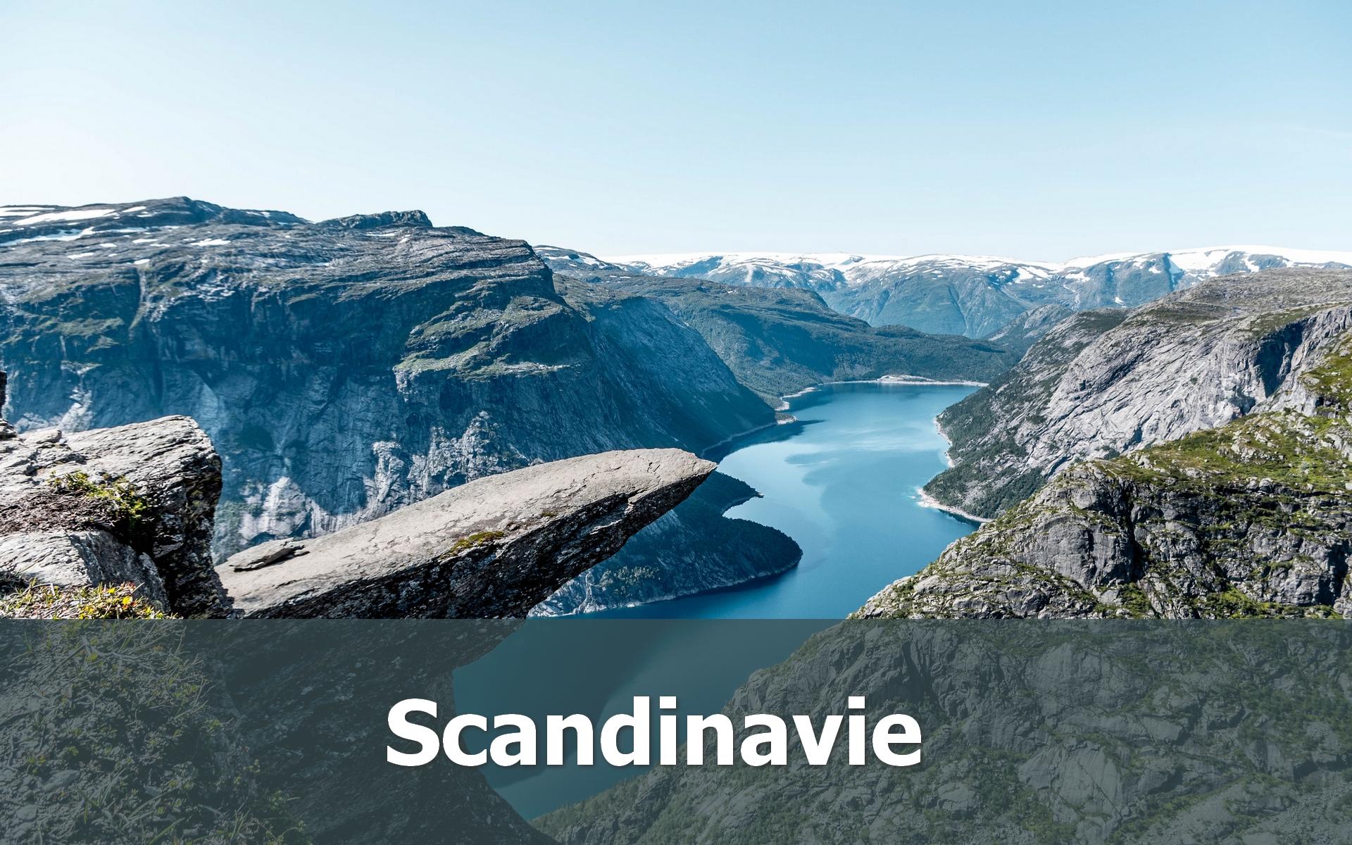 Voyage en Scandinavie sur-mesure Trolltunga