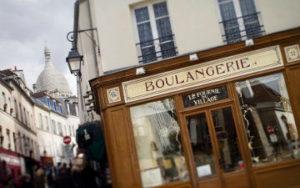 Boulangerie Montmarte