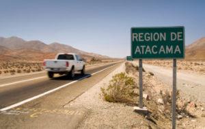 Désert Atacama au Pérou