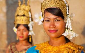 Danseuse Cambodgienne
