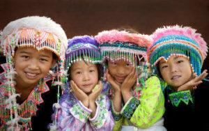 robes traditionnels en Thaïlande