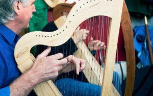 Harpe Celtique