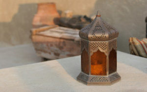 lanterne arabe