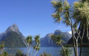 Milford Sound en Nouvelle Zélande