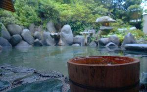 Onsen au Japon