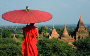 Voyage au Myanmar - Plaine Pagan