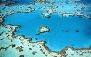 Récif de corail en Australie