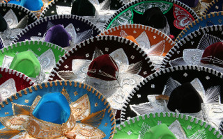 Voyage au Mexique - Sombrero