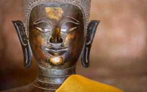 Statue au Laos