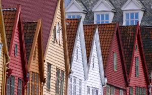 Maisons à Bergen