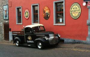 Voyage en Irlande - Pub Irlandais
