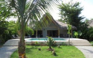 villa 6 personnes - peninsule de Samana