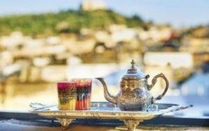 Voyage au Maroc - thea traditionnel