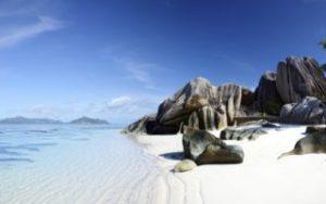 Voyage Aux Seychelles - plage magnifique