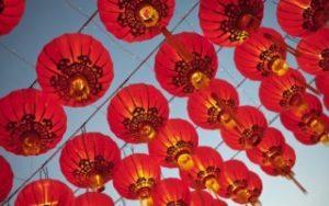Voyage en Chine - Lanternes rouges