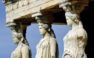 Voyage en Grèce: Acropolis à Athènes