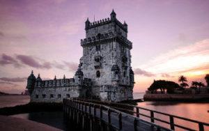 Belem au Portugal