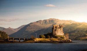 Eilean Donan Castle en Écosse