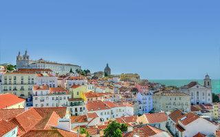 Alfama - Voyage au Portugal