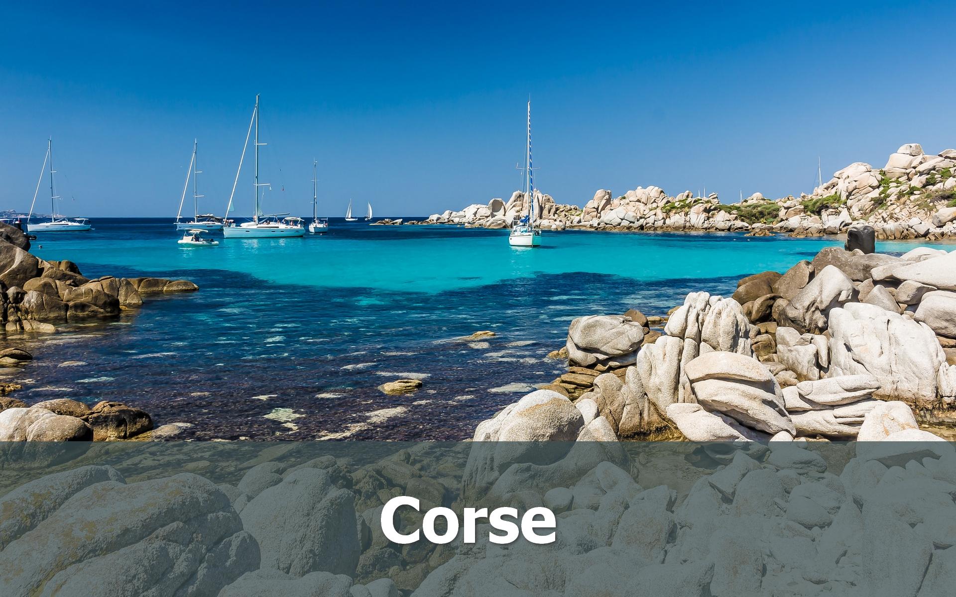 Voyage en Corse sur-mesure Lavezzi