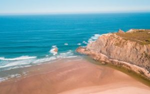 Portugal plage océan
