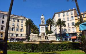 Statue de Napoleon