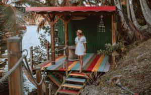 Voyage de noces en Guadeloupe