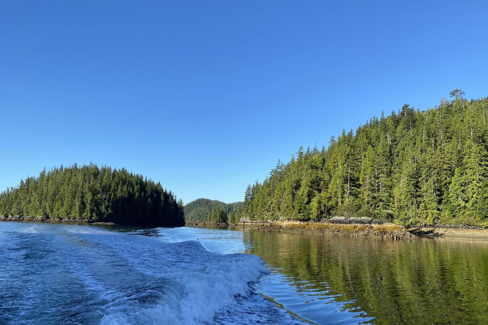 Canada des Rocheuses au Pacifique
