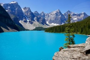 voyage Canada sur-mesure Rocheuses Moraine Lake