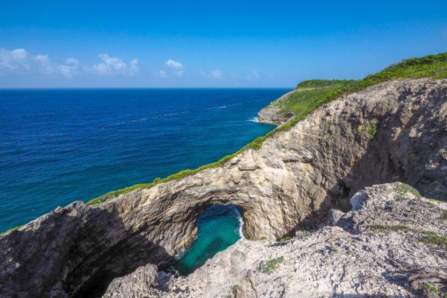 Cap sur la Guadeloupe d'antan