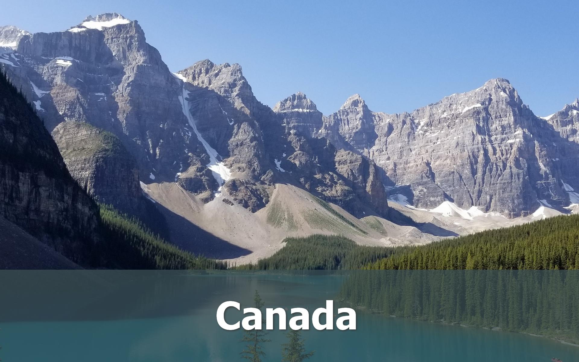 Voyage au Canada sur-mesure Banff