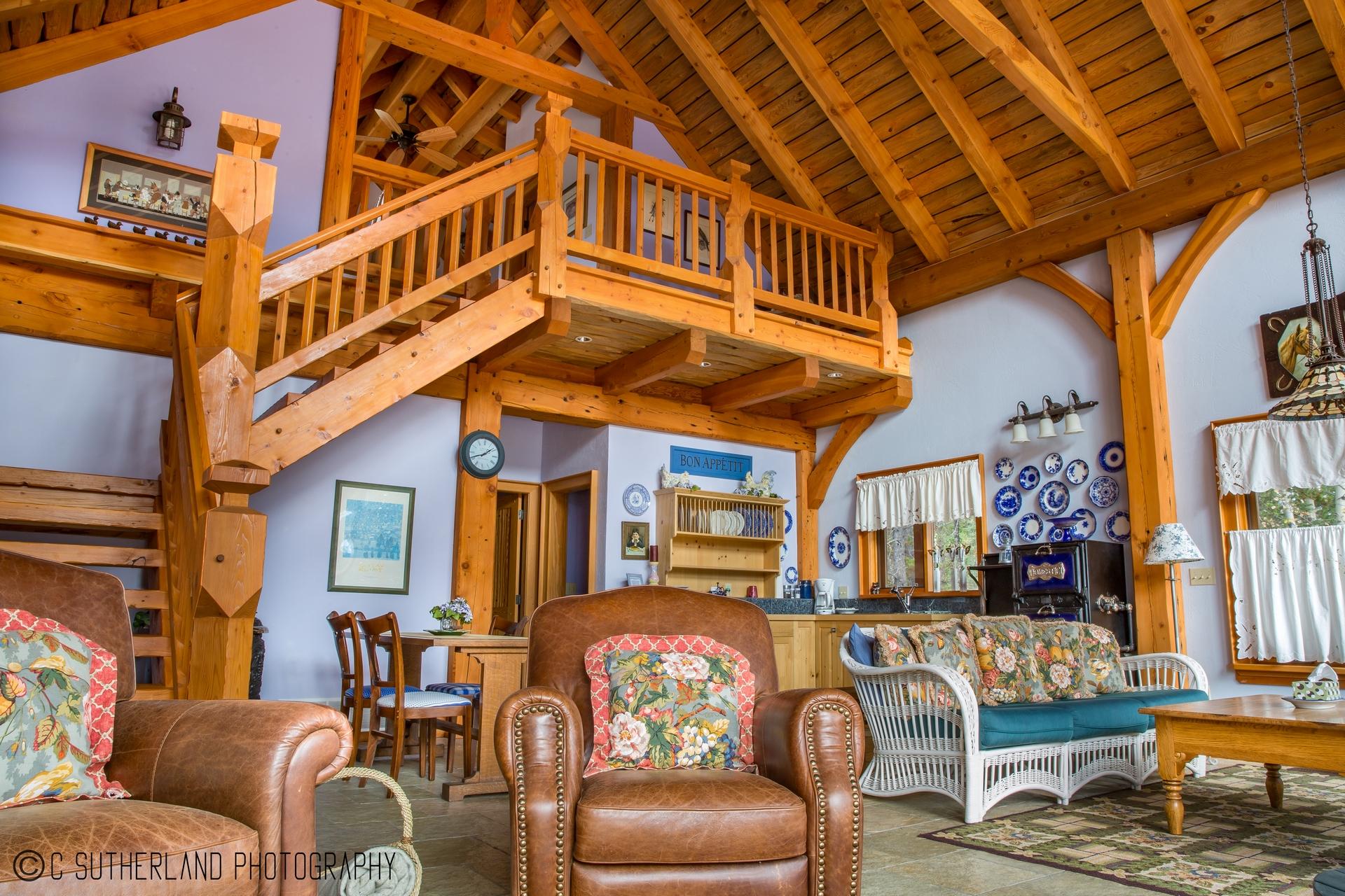 Lodge d'exception en Colombie Britannique Chilko