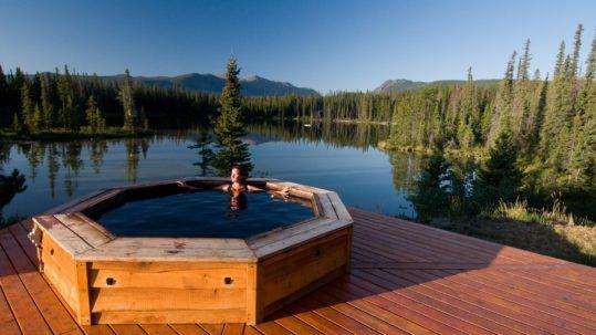 voyage Canada sur-mesure Lodge d'exception en Colombie Britannique Chilko