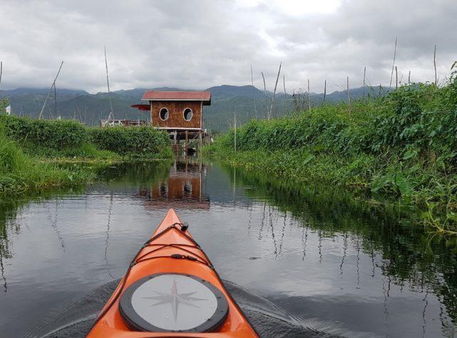 Découverte insolite lac Inle