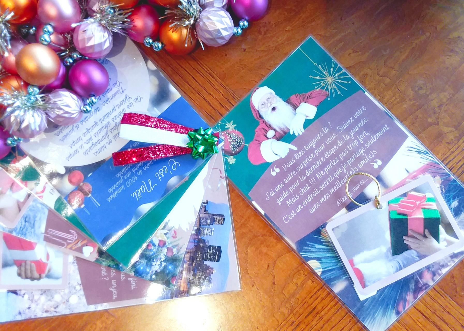 Carte cadeaux Montréal